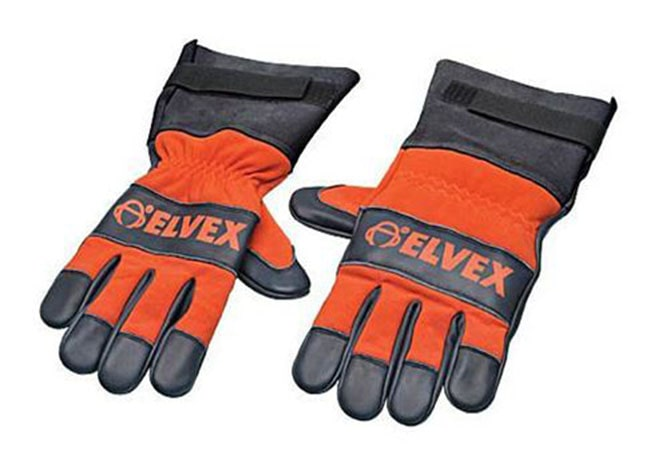 Perfect fitting chainsaw gloves (Echo 99988801602)