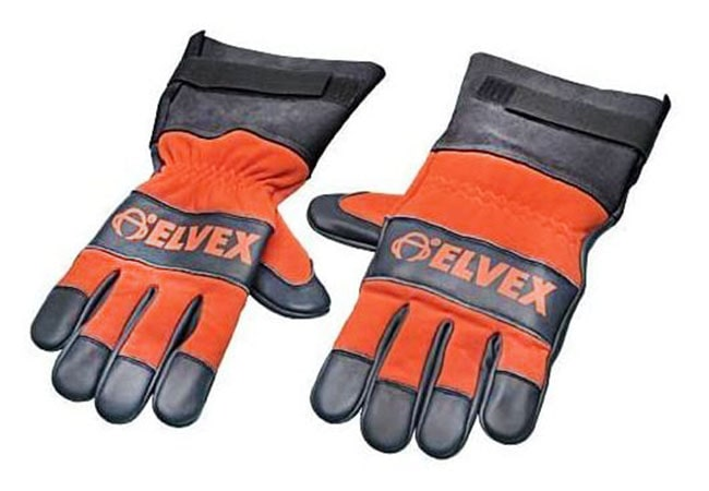 Elvex Chainsaw Gloves